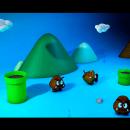 Goomba 3d. Um projeto de Design, Ilustração, Fotografia, 3D, Design de personagens, Artes plásticas e Design gráfico de Carlos Rodriguez Smith - 10.02.2016