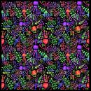 Mi nuevo Proyecto del curso Motivos para repetir flores con ceras. Un proyecto de Diseño de Maria de los Angeles Cejas - 27.08.2015