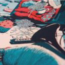 Ilustración para Wired Italia - Las 100 mejores series de TV. Un proyecto de Ilustración, Cine, vídeo, televisión y Diseño gráfico de Juan Esteban Rodríguez - 17.02.2016