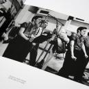 The Rock and Elvis Presley. Um projeto de Design, Design editorial, Design gráfico e Packaging de Sergio Ortiz - 07.02.2014