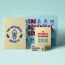 The Botanical Society. Um projeto de Design gráfico de María Marco Medina - 28.02.2016