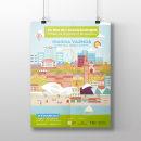 Imagina València. Un proyecto de Diseño e Ilustración de Jose Navarro - 03.03.2016
