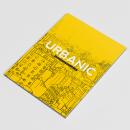Urbanic. Illustration and cover design. Un progetto di Design, Illustrazione, Architettura, Progettazione editoriale , e Graphic Design di Pablo Antuña - 14.03.2016