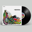 Enfadados. Album art. Un progetto di Design, Illustrazione, Musica e audio , e Graphic Design di Pablo Antuña - 18.03.2016