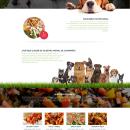 Microsite Animal Catering. A Webentwicklung und Design project by Emilio Hijón - 28.03.2016