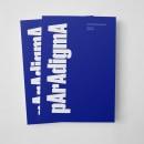 Paradigma. Revista Universitaria de Cultura . Um projeto de Design editorial, Design gráfico e Tipografia de Brigada Estudio - 29.03.2016