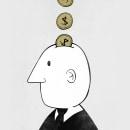 The new business thinking. Editorial drawing. Un progetto di Illustrazione di Pablo Antuña - 21.04.2016
