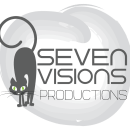 LOGO - Seven Visions Productions. Un proyecto de Br, ing e Identidad y Diseño de Arianny García Oviedo - 09.05.2016