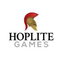 Logotipo Hoplite Games. A Br, ing & Identit project by Rubén Jiménez Jerez - 05.10.2016