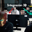 ESCAV Día del 3D. Un proyecto de 3D, Postproducción, Vídeo y VFX de Jacobo Martín Crespillo - 02.12.2015