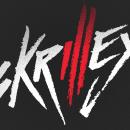 Logo Skrillex (Caligrafía y Rock'n Roll). Um projeto de Caligrafia de Neo Hartz Brau - 18.05.2016