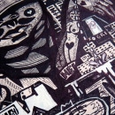 Lima. Um projeto de Design, Ilustração, Direção de arte, Artes plásticas, Design gráfico, Comic e Arte urbana de karol narciso - 10.06.2016