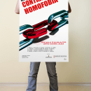 CARTELES COLECTIVO LGTB. Un proyecto de Diseño gráfico de emilio_marin - 19.06.2016
