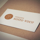logotipo camerata Sotto Voce. Un proyecto de Diseño, Br, ing e Identidad, Diseño gráfico y Naming de emilio_marin - 19.06.2016