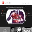 AULITY // Web design. Um projeto de Web design de Enedeache - 20.06.2016