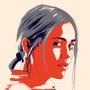 """Alma"" La Mina (The Night Watchman). A Illustration und Grafikdesign project by Javier Vera Lainez - 23.06.2016"
