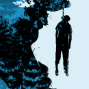 La Mina (The Night Watchman). 03. A Illustration und Grafikdesign project by Javier Vera Lainez - 03.07.2016