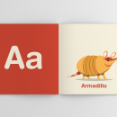Alfabeto Animal. A Verlagsdesign, Grafikdesign und Illustration project by Maria Suarez-Inclan - 09.07.2016