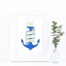 You are my anchor. Un proyecto de Diseño gráfico e Ilustración de Irene Marti - 11.07.2016