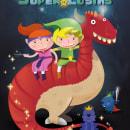 Super Cosins. Um projeto de Design editorial, Design gráfico e Ilustração de Rafa Garcia - 13.07.2016