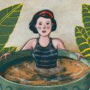"""Ilustraciones para """"BRUNCHEANDO"""" . Um projeto de Culinária e Ilustração de Barry Barroso - 30.03.2016"""