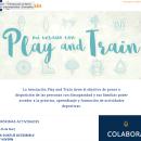 Copy web- Play and Train. Un progetto di Cop , e writing di Elena Eiras Fernández - 03.01.2015