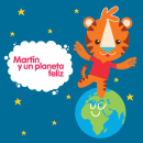 martin y un planeta feliz. Un proyecto de Ilustración de kapitan ketchup - 09.08.2016