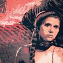 Return of the Jedi - Star Wars Poster. Un proyecto de Ilustración y Serigrafía de Juan Esteban Rodríguez - 17.08.2016
