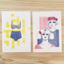 Sedmikrasky . Un proyecto de Diseño, Ilustración, 3D, Diseño de personajes, Diseño editorial, Bellas Artes, Diseño gráfico y Tipografía de María Eugenia López Zafra - 31.12.2015