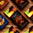 Oxfam Intermon Chocolates. Um projeto de Direção de arte, Design gráfico e Packaging de Jaime Guisasola - 21.08.2016
