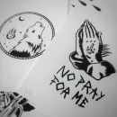 Limited Serigraphy Prints. A Illustration, Bildende Künste und Siebdruck project by Albert Soldevila Castany - 06.04.2015