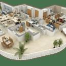 Infografía 3D. Um projeto de 3D, Animação e Infografia de Jetcom - 12.09.2016