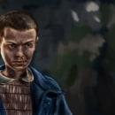 Eleven . Um projeto de Cinema, Vídeo e TV, Ilustração e Pintura de Frank Morales - 16.09.2016