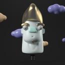 Entre las nubes. A 3D project by Javier Torres - 09.19.2016