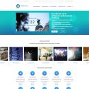 Diseño página web - Videocontent . Um projeto de Web design de Néstor Tejero Bermejo - 26.09.2016