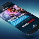GAMERGY 2014 - Responsive Design. Un proyecto de UI / UX, Dirección de arte y Diseño Web de Plastic Creative - 26.09.2014