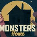 Una Casa de los monstruos. Un proyecto de Ilustración de Rosa Mella - 09.10.2016