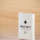 Obsequio Navideño 2015. Un proyecto de Diseño, Fotografía y Artesanía de Julia Furió Quesada - 17.10.2016