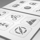 UI-UX . Un proyecto de UI / UX, Diseño Web y Desarrollo Web de Alberto López Posse - 12.09.2016