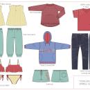 Funny Triangle for kids. Un proyecto de Moda de Carmen González Fúnez - 05.11.2016