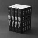 Fogwill Poesía completa (Alfaguara 2016). Um projeto de Design, Design editorial e Design gráfico de max rompo - 10.11.2016