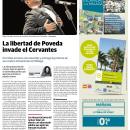 Diseño de periódico. Um projeto de Design de Mari Carmen Jaime Marmolejo - 12.11.2016