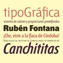 Tipografía Fontana. Um projeto de Tipografia de Bauertypes - 13.11.2016