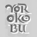 Yorokobu Magazine Cover. A Calligraph project by Joan Quirós - 11.06.2016