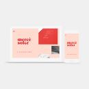 Mercè Soler. Um projeto de Direção de arte, Design gráfico e Web design de María Marco Medina - 30.11.2016