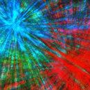 Big Bangs 001 - Abstract Computer Art. Un proyecto de Bellas Artes e Ilustración de Sergio Schnitzler - 09.12.2016