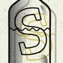 Latinos. Um projeto de Ilustração e Tipografia de Gustavo Rendon - 13.12.2016