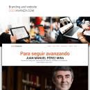 Coev Avanza: branding y web design. Un proyecto de Br, ing e Identidad, Diseño gráfico y Diseño Web de Gonzalo Cervelló Rementería - 14.12.2016
