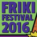 Frikis | Afiche. Um projeto de Design, Publicidade e Design gráfico de Daniel Sánchez - 15.12.2016