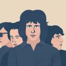 The Doors Music Pill. Um projeto de Ilustração de Eva Mez - 25.01.2017
